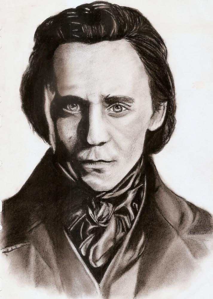 Tom Hiddleston by Shadowy